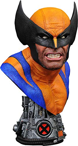 DIAMOND SELECT TOYS Marvel: Wolverine Legends in 3-Dimensions 1:2 Scale Bust image