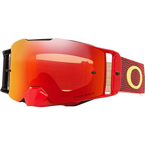 Oakley Unisex OO7087-34 Sonnenbrille, Mehrfarbig, 53