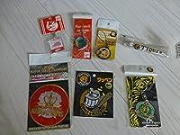 日ハム 2006年日本一記念ロゴワッペン 広島市民球場記念等 セット