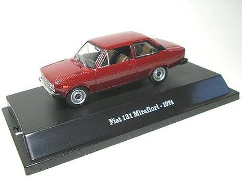 ahorra hasta un 80% Fiat 131 Mirafiori 1971 rojo 1 43 Model 51114 51114 51114  punto de venta en línea