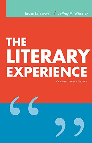 Compare Textbook Prices for The Literary Experience, Compact Edition with 2016 MLA Update Card 2 Edition ISBN 9781337284219 by Beiderwell, Bruce,Wheeler, Jeffrey M.