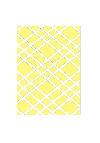"""Bulletin-Memo Board and Picture Frame: Yellow and White (Small (15"""" x 20""""))"""