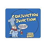 Schoolhouse Rock Cute Gaming Mouse Pad,Waterproof and Non-Slip with Seams,Office Mouse Pad with Rubber Base.