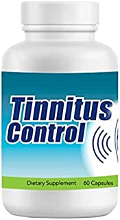 Tinnitus Supplement, All Natural Ear Ringing Solution – 1 Pack, Original Manufacturer