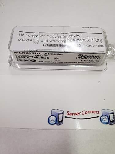 JD094B - HP X130 10G SFP+ LC LR TRANSCEIVER
