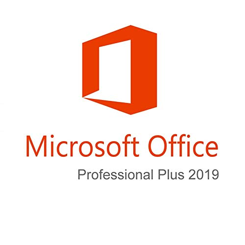MS Office Professional Plus 2019...