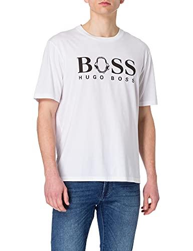 BOSS Tima 2 10139980 01 Camiseta, Natural101, L para Hombre