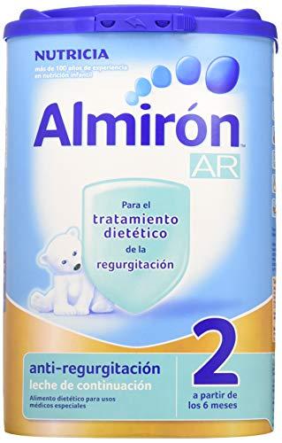 Almirón AR 2 Leche de fórmula anti-regurgitación en polvo desde los 6 meses 800 g