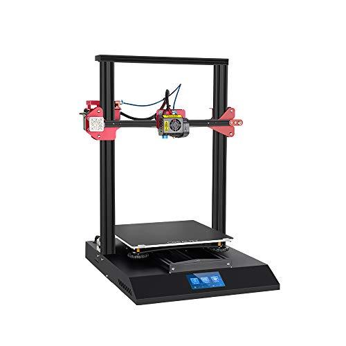 MDZZ Conjunto de Bricolaje Impresora 3D, Las impresoras Inteligentes de construcción de Alta Resistencia, CR-10S Pro Uso Amplio Volumen máquina de impresión de Medicina Industrial 300 * 300 * 400mm
