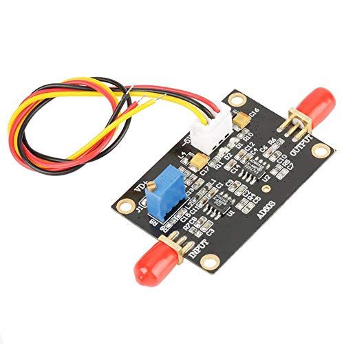 AD603 Einstellbar Verstärkung Breitband Signalverstärker DA-Steuerung Programmierbarer AGC-Verstärker 90M GND-Testpunkte