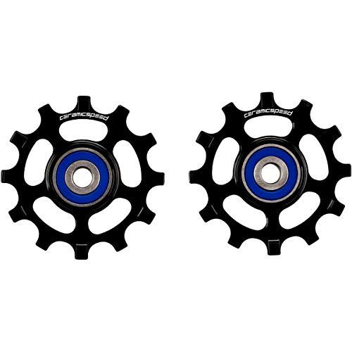 CeramicSpeed Shimano 11s Puleggia Da Strada In Nero