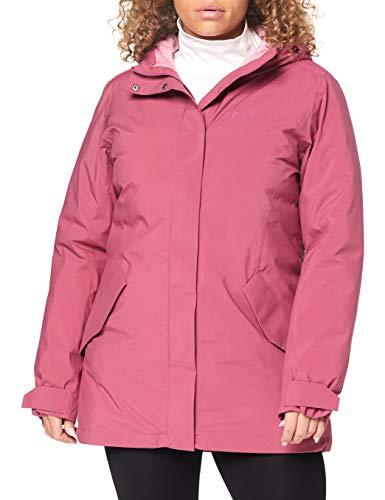 Jack Wolfskin Cold Bay Veste Femme Violet Quartz FR: XL (Taille Fabricant: XL)