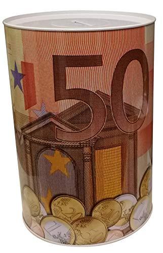 GW Handels UG Spardose Sparschwein XXL groß Sparbüchse Kinder 50 Euro-Note (50 Euro)