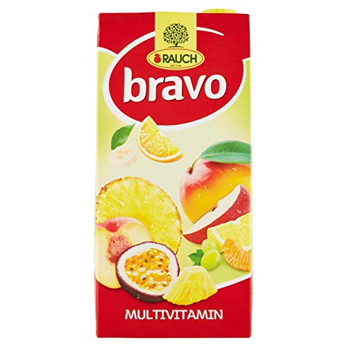 Rauch Bravo Multivitaminico - 2000 ml