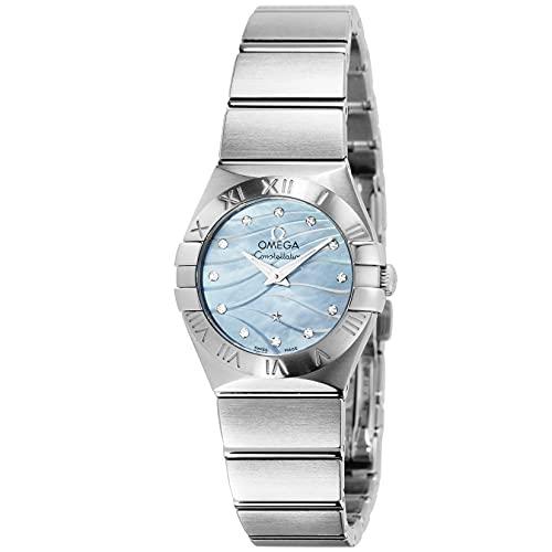 [オメガ] 腕時計 コンステレーション 123.10.24.60.57.001 レディース シルバー [並行輸入品]