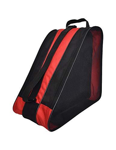 Ice/Inline/Rolschaats Draagtas Unisex Draagtas Canvas Premium tas met Schouderband Voor Kinderen en Volwassenen Mannen en Vrouwen
