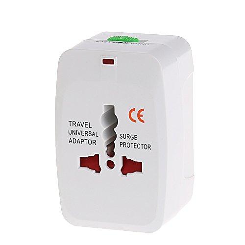 siwetg Universal Travel AC Power Charger Adapter Plug Converter 2...