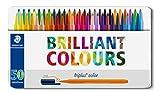 Staedtler Triplus Color, Feutres de coloriage de haute qualité, Pointe moyenne de 1 mm, Boîte en...