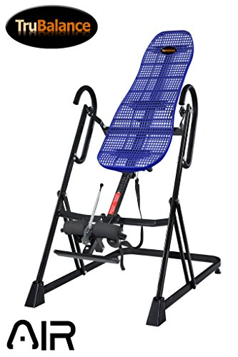 Best Prices! TruBalance AIR Pro Fitness Deluxe Inversion Table