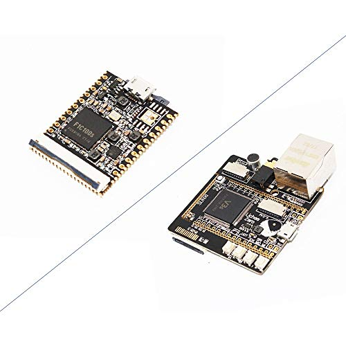 3D-printer Nano Met Flash Linux Development Dev Board 16M Flash Version IOT internet van dingen JFCUICAN (Color : Black, Size : ZERO)
