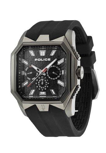 POLICE PL.12893JSUB/02 - Reloj analógico de Cuarzo para Hom