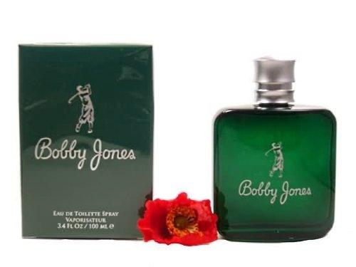 Bobby Jones Eau de Toilette Cologne for Men 3.4 oz / 100ml
