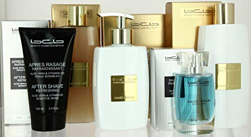 bcb Komplett-Set | 5 Teile inkl. 1x Beauty Silver Eau de Parfum