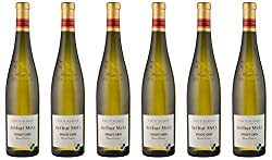 A.Metz Pinot Gris Vin Blanc d'Alsace 0,75 L - Lot de 6