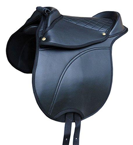 Reitsport Amesbichler AMKA Pony SHETTY Sattel Reitkissen mit Haltegriff Gr. SHETTY verstellbare Sattelkissen auch für Holzpferd auch für Holzpferde geeignet