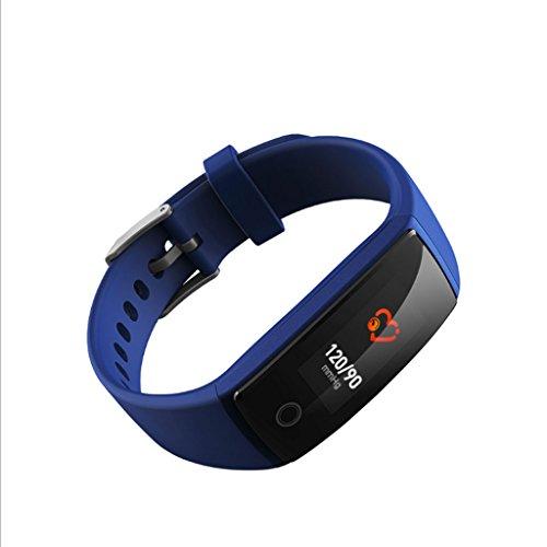 QAR, Bluetooth armband, hartslagfrequentie, bloeddruk, gezondheid wijzerplaat, definitie mode groot scherm, sport smartwatch
