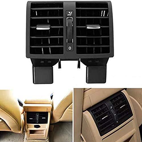 Liseng Ventilación central trasera de consola central para ventilación trasera de 03-15 Caddy 1TD819203A
