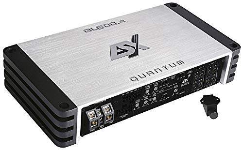 ESX QL600.4 Quantum Digital 4CH AMP 4-Kanal Class D Digital Verstärker 680 Watt RMS