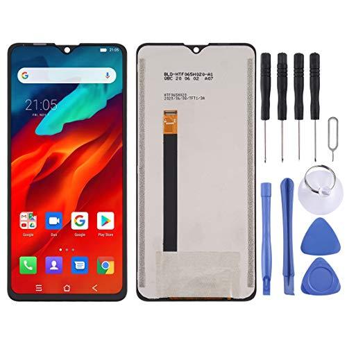 携帯電話の交換部品 Blackview A80 Proのためのタッチパネル+ LCDフルアセンブリ スマートフォン修理パーツ
