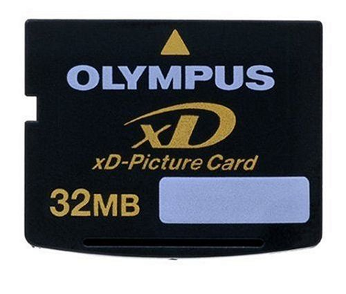 Olympus xD-Speicherkarte 32MB