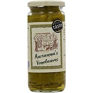 Marianna's Greek Organic Vineleaves 200 g