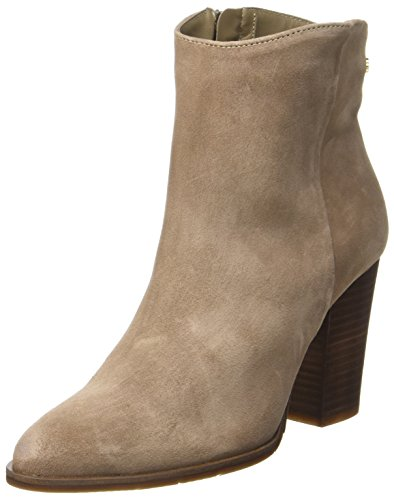 Tommy Hilfiger L1285opez HG 4b, Botas para Mujer, Beige (Taupe Grey), 41 EU