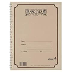 96 pages 12 staves per page Spiral bound Balanced pH paper ensures high quality and long life Sturdy leathertone cover