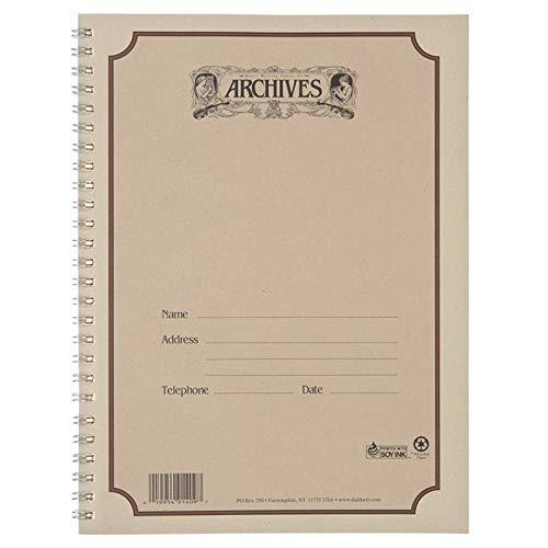 D'Addario B10S-48 Spiralnotenbuch, 48 Blatt