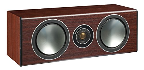 Monitor Audio Bronze Centerlautsprecher, Farbe: Rosemah , 1 Stück