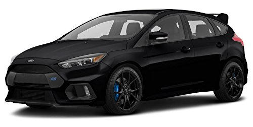 2017 Ford Focus RS, Hatch, Shadow Black