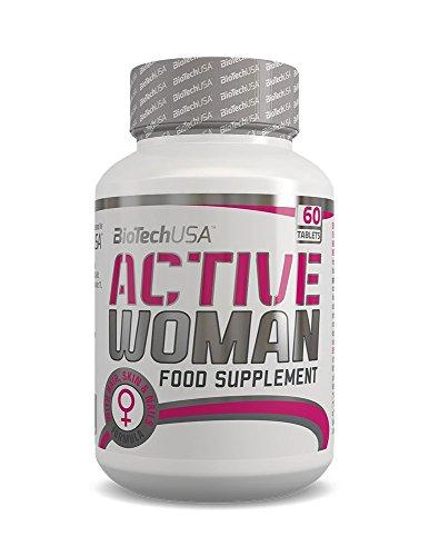 Biotech Active Women Complejo Vitamínico - 60 Tabletas