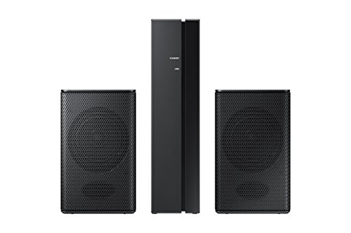 Samsung 54 W RMS SWA-8500S 2.0 Speaker System Wireless Speaker(s) Wall Mountable Black Model SWA-8500S/ZA (Renewed)