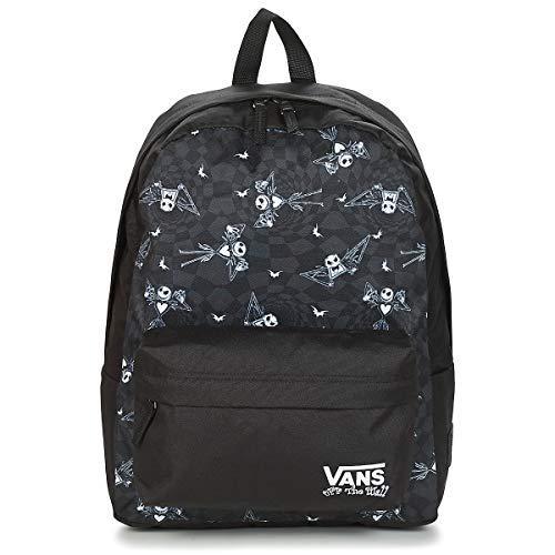 Vans X Disney Nightmare Before Christmas Jack's Check Realm Backpack