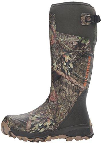 Product Image 2: LaCrosse Men's Alphaburly Pro 18″ Hunting Shoes, Mossy Oak Break up Country