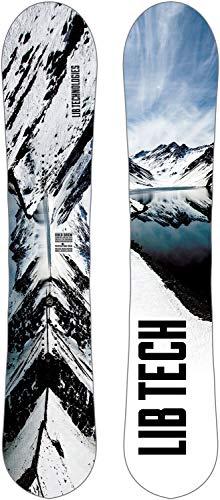 LIB Tech Herren Freeride Snowboard Cold Brew C2 161 2019