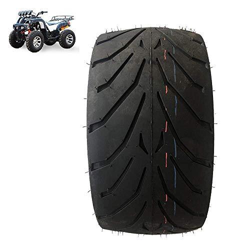 Neumáticos de Scooter eléctrico, neumáticos sin cámara 205/40-14, neumáticos de Carretera Antideslizantes Resistentes al Desgaste, adecuados para Piezas de modificación de neumáticos de Kart/ATV