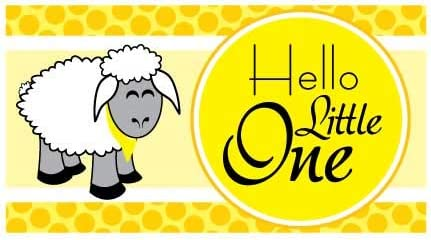 Los Angeles Mall VictoryStore Baby Shower Decorations: 55% OFF Hello Show Little One