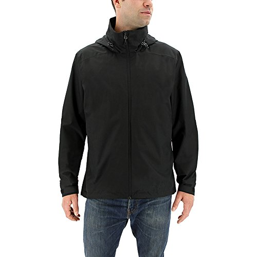 adidas Outdoor Men's 2 Layer Wandertag Gore-Tex Jacket, Black, Small