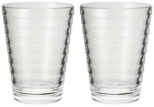 Iittala Aino Aalto Trinkglas 33cl, 2-er Set, klar