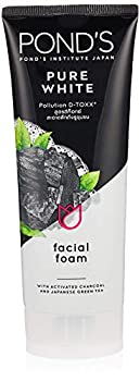 Pond s Pure White Deep Cleansing Brightening Facial Foam 100g